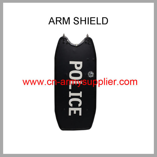 Wholesale Cheap China Army Anti Riot Military Police Arm Shield
