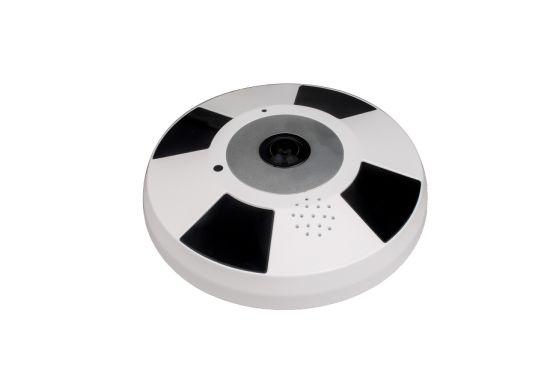 Fsan 12MP Smart IR Infrared Full Angle HD Network Fisheye IP Camera