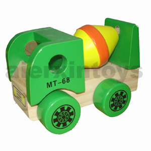 Wooden Stacking Vehicle Toys (81393, 81394, 81395, 81396) pictures & photos