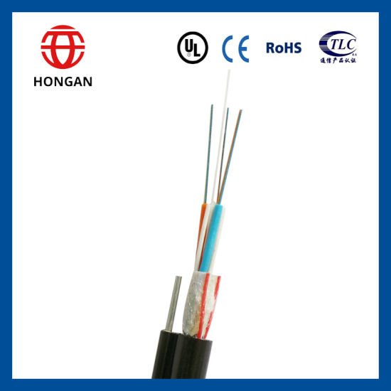 Superb China Fiber Optic Cable With Frp And Single Steel Wire Gyfc8Y Wiring Cloud Hisonuggs Outletorg