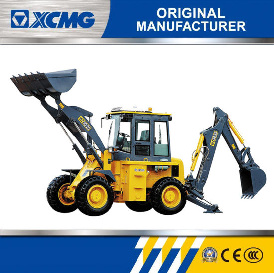 XCMG Wz30-25 2.5 Ton China Small Backhoe Loader for Sale