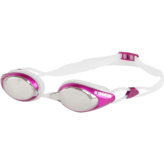 Racing Swimming Goggles Quick Adjustable Adult Swimmer Eyewear Swim Goggles