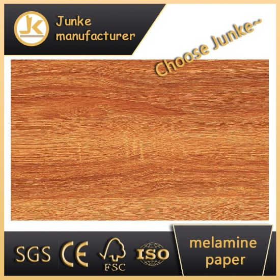 Melamine Decorative Paper for Plywood Linyi Supplier