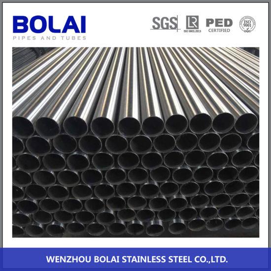 Steel Pipe Welded Tp316L Stainless Steel Pipe