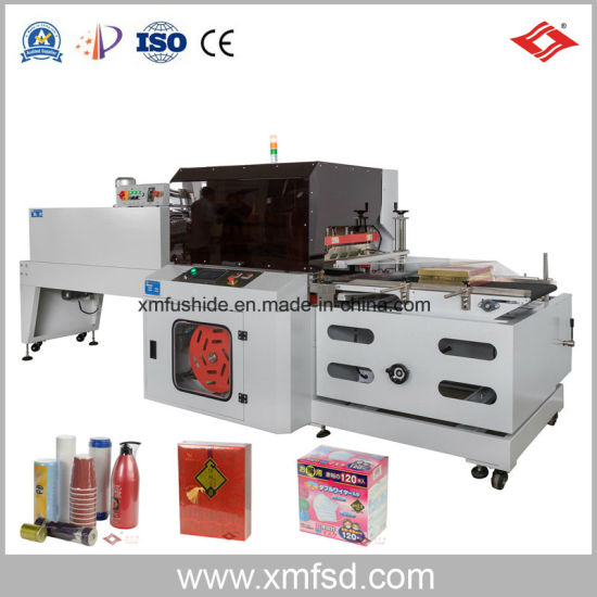 L Type Automatic Film Heat Hot Shrink Packing/Packaging/Package /Packer/Wrapping/Sealing/Sealer/Shrinker/Shrinking Machine