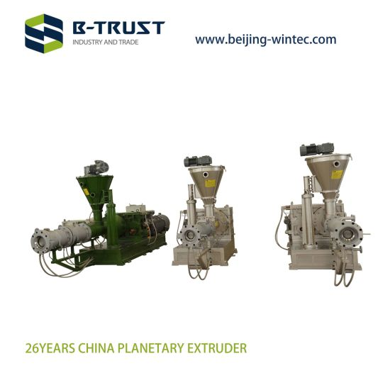 Ht 200 Planetary Extruder for Rigid PVC Films Calendering Line