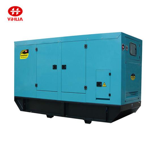 Bulgaria 500kVA Super Silent Electric Generator