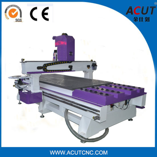 2513 CNC Router with Atc 16 Tools/Woodworking Machinery with Vacuum Pump pictures & photos