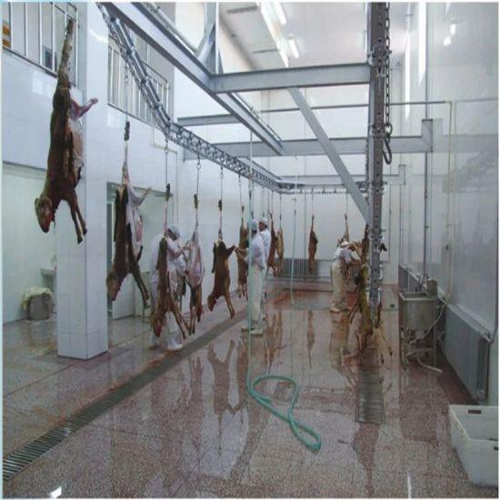 Modern Goat Slaughterhouse Sheep Slaughtering Equipment