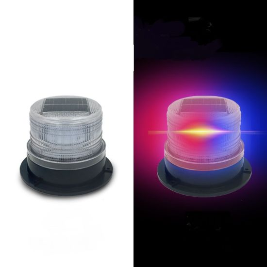 Magnetic Base Strobe Emergency Vehicle Warning Light LED Car Light