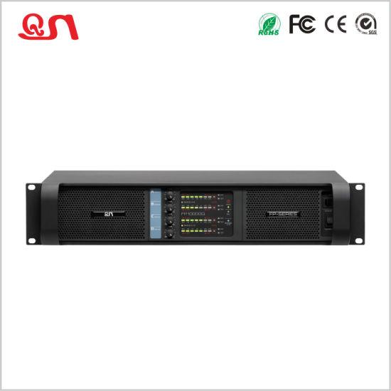 Class Td 4 Channel Fp10000q Sound Lab Gruppen PRO Audio Power Amplifier