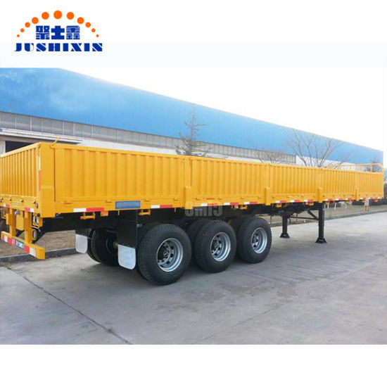Manufacturing tractor trailers and semitrailers