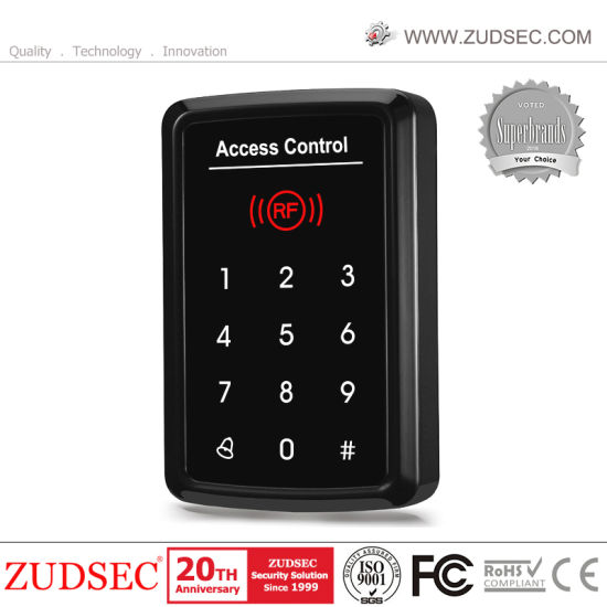 Access Control Keypad System Weatherproof 125KHz RFID EM ID Card Wiegend 26 Single-Door Stand-Alone Control kepad /…
