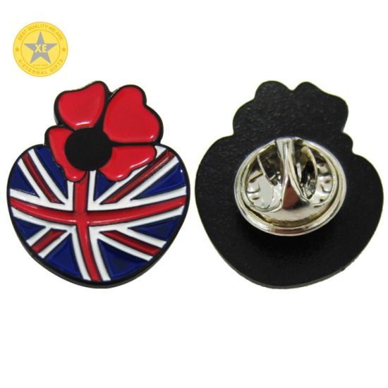 Experienced Manufacturers Low MOQ Custom Logo Enamel Lapel Pin, Pin Badge, Brooch for Souvenir pictures & photos