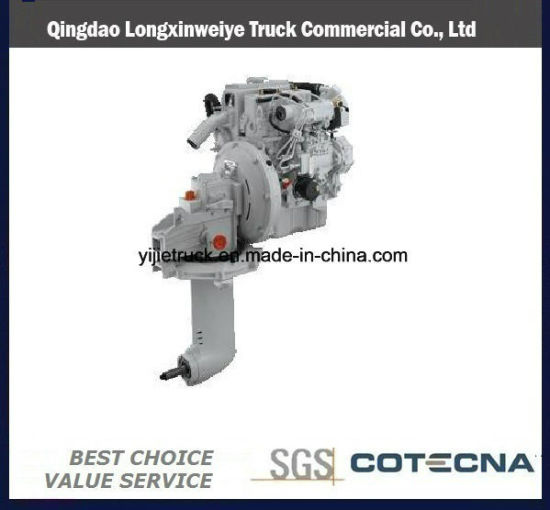 China Inboard Diesel Engine with Stern Drive - China Sterndrive