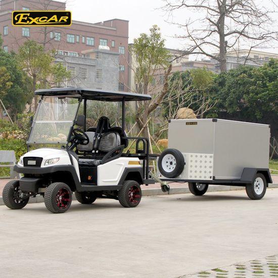 China Electric Golf Cart with Cargo Trailer/Trojan Battery - China on golf handicap, golf machine, golf buggy, golf games, golf accessories, golf cartoons, golf words, golf trolley, golf players, golf tools, golf hitting nets, golf card, golf girls,