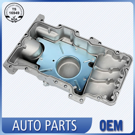 China Engine Part Oil Pan Car Engine Parts China Engine Part Oil