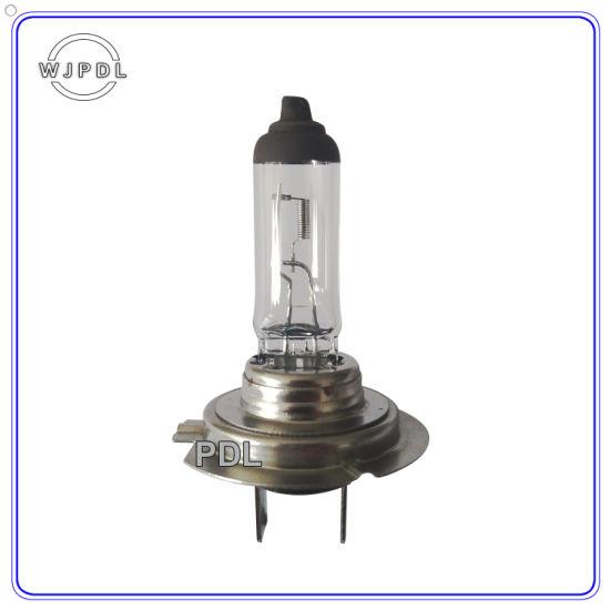 Headlight H7 12V Clear Halogen Car Fog Light/Lamp