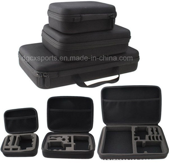 Portable EVA Tool Case with Foam Insert for Device