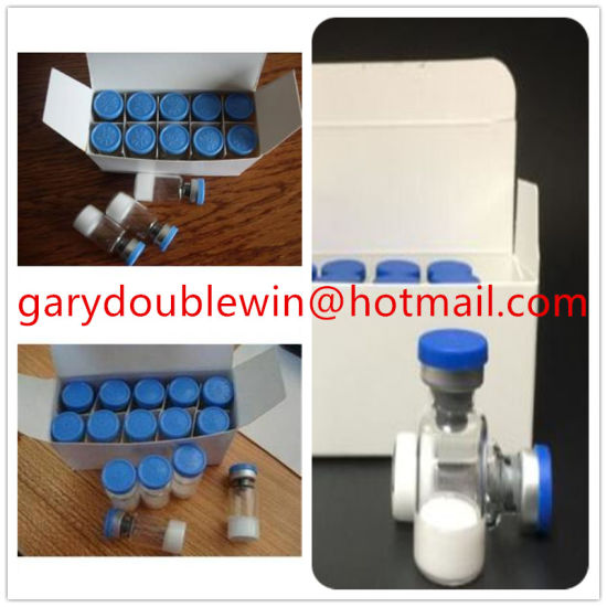 Peptides Hexarelin Steroid for Bodybuilding Supplement pictures & photos