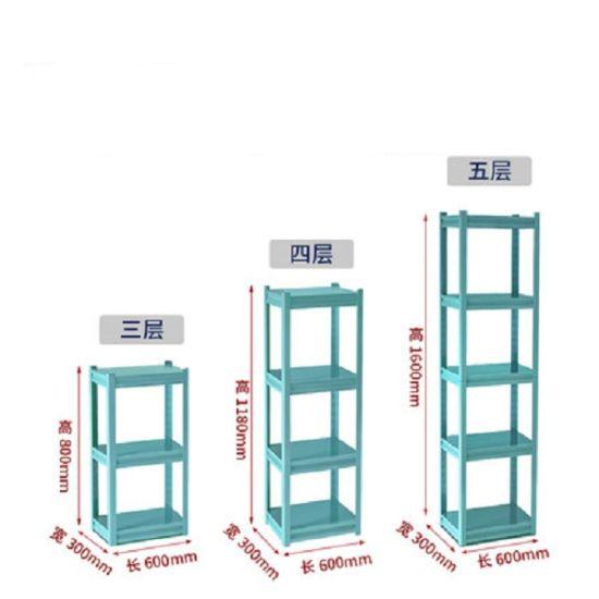 China Corner Steel Shelves Multi Layer