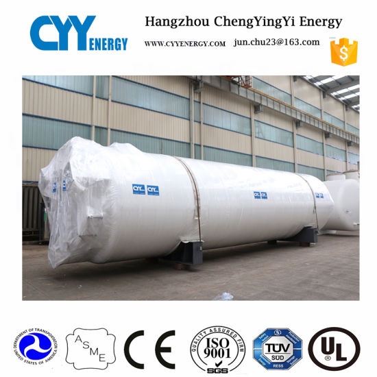 2018 Hot Sale Fuel Oil LPG Cryogenic Storage Tank pictures & photos