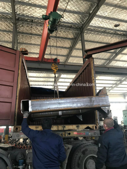 Sheet Metal Fabrication Custom Steel Frame for Stone Machine