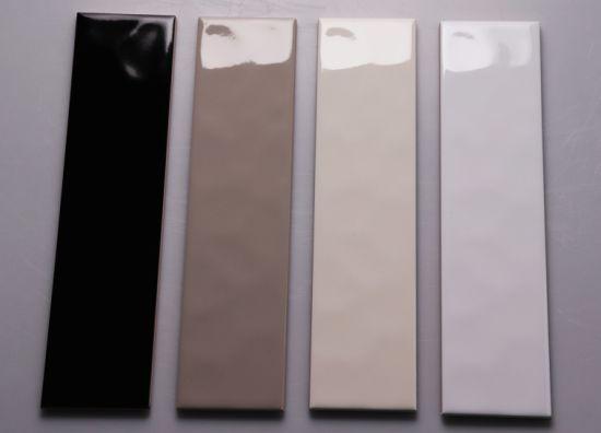 Grey 3X12inch/7 5X30cm Quarry Tile Dining Room Wall Ceramic Tile  Sublimation Tiles