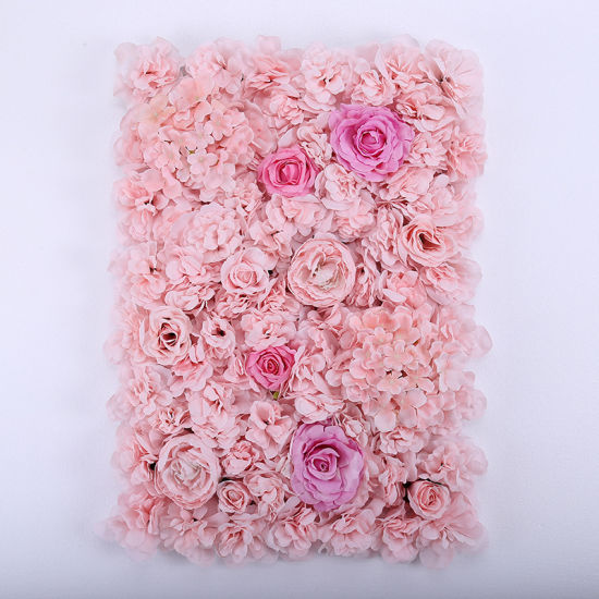 China rose wall for wedding decoration stage background decoration rose wall for wedding decoration stage background decoration artificial flower junglespirit Gallery