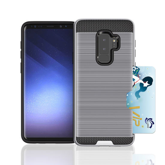 New Shock Bumper Cover Cases for Samsung Galaxy S9