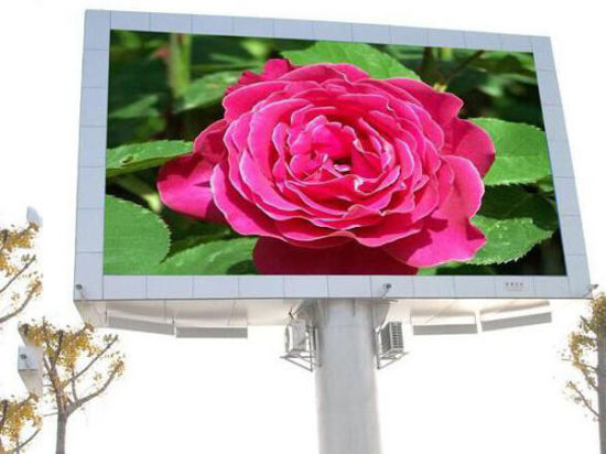 Outdoor P10 mm LED Billboard Video Advertising Screen pictures & photos