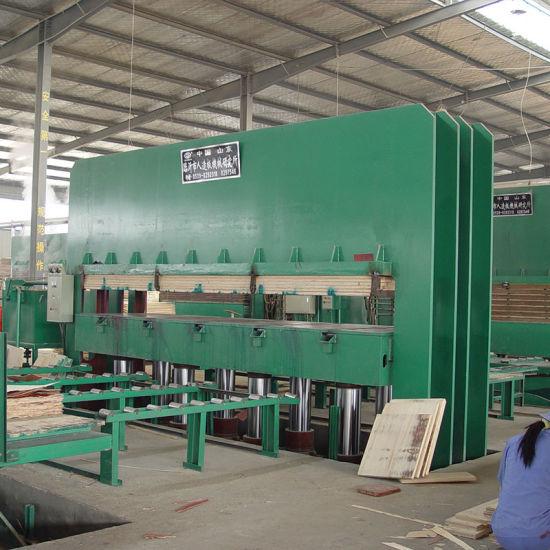 Wear-Resistant Automatic PLC Veneer Hot Press