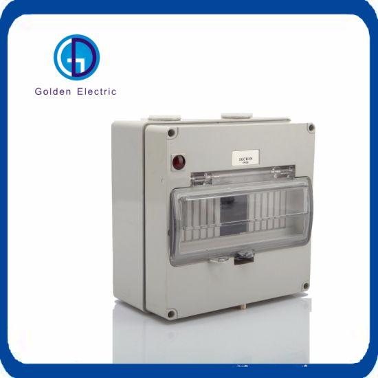 Portable Power Distribution Box 4 Ways 8ways MCB Enclosures