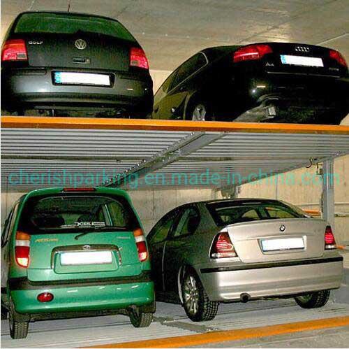 Garage Pit Parking Lifts