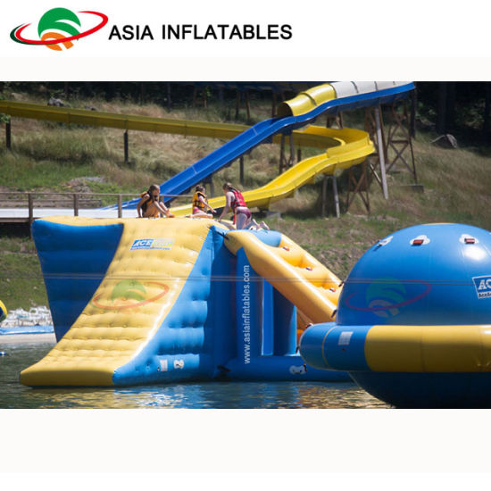 Inflatable Water Slide China: China Giant Inflatable Water Toys, Inflatable Floating