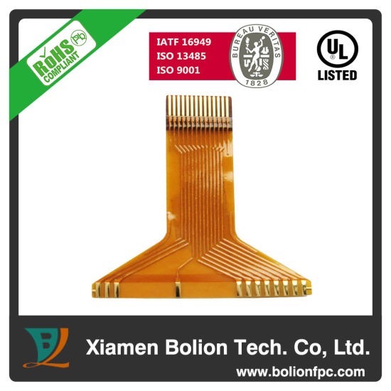 Single-Sided Flexible Printed Circuit Board PCB pictures & photos