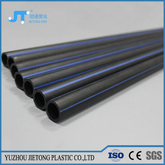 PE100 HDPE Plastic Pipe for Water Supply pictures & photos