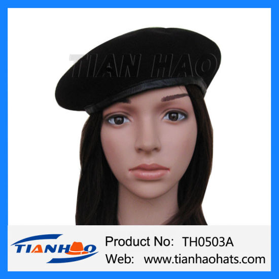 Cheapest Wool Milinery Beret Cap for Promotion pictures & photos