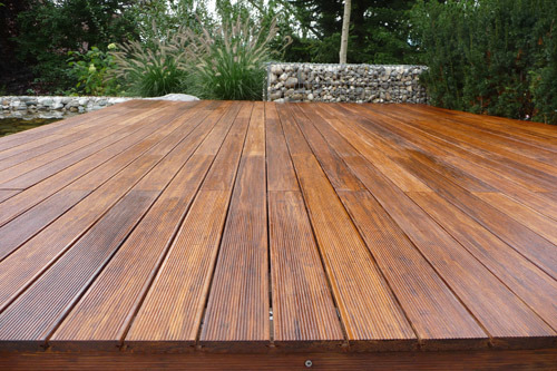 Bamboo Outdoor Decking pictures & photos