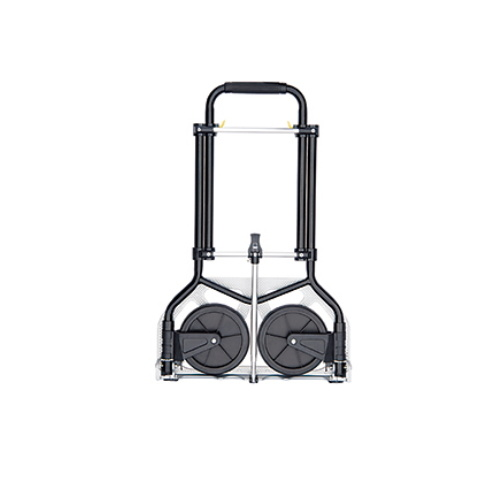 284c94c3ab0a Foldable Luggage Trolley / Portable Folding Hand Truck and Dolly /  Collapsible Hand-Pull Shopping Luggage Cart Gzs70c