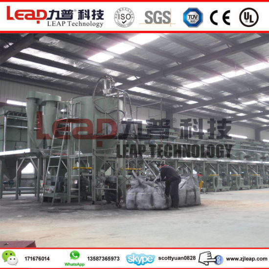 High Quality Natural Flake Spherical Graphite Grinding Mill pictures & photos