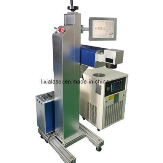 UV Laser Marking Machine (LS-P3500) for Metal/Pipe LCD Screen/ Textile/Pipe/Sheet/Ceramic/Semiconductor Wafer/IC Grain/Sapphire/Polymer Film/PVC/PP/PE/PPR pictures & photos