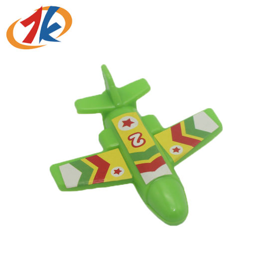 Kids Plastic Aircraft Toy for Promotion