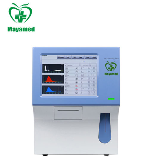 High Quality Medical Blood Test Machine Fully Auto/Automatic Hematology  Analyzer with Best Price