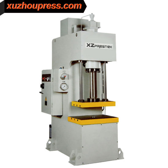 China Yd30 High Speed Single Column C Frame Hydraulic Press (40ton ...
