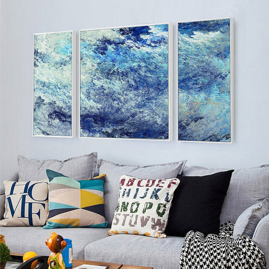Modern Wall Painting Abstract Cheap Canvas Prints