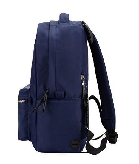 China Fashion Daypack Small Waterproof Nylon Mini Backpack For Women