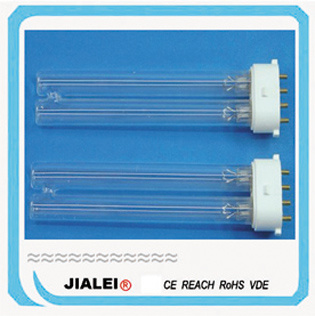 H-Model Ultraviolet Germicidal Lamp with 2g11 Lamp Cap or G23 Lamp Cap for Aquatic Breeding Disinfection pictures & photos