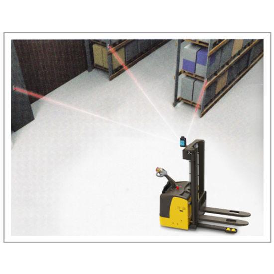 China Laser Guidance Navigation Forklift Agv China