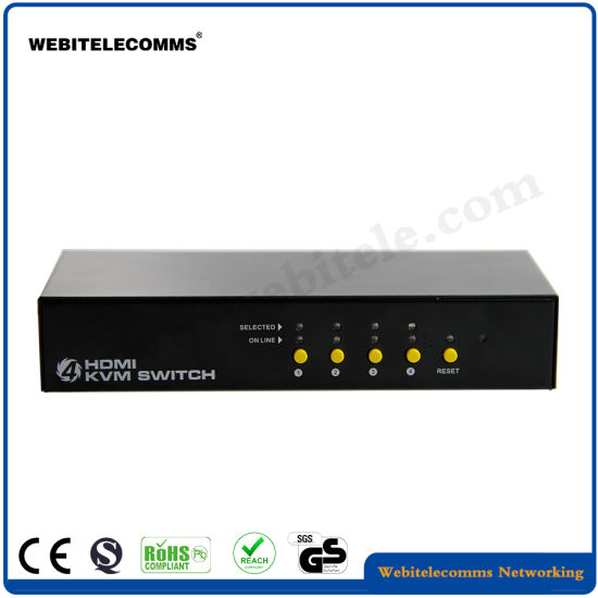 a0c883d7865 China Mouse and Keyboard Controls, 2/4/8 Ports, HDMI Laptop Kvm ...